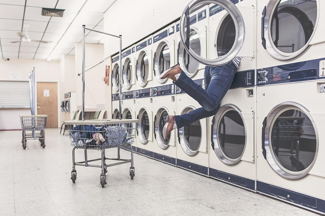 Investimento: Lavanderia Automatica